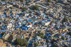 Vue de Jodhpur, Inde Photo stock