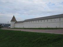 Vue de Kazan Kremlin Kazan, Russie photographie stock