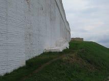 Vue de Kazan Kremlin Kazan, Russie image libre de droits