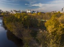 Vue de Kremlin dans Izmailovo à Moscou, Russie photos stock