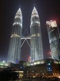 Vue de Kuala Lumpur Photos stock