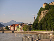 Vue de Kufstein Photo libre de droits