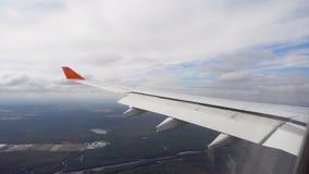Vue de l'avion banque de vidéos