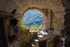 Vue de l'Italie Photographie stock