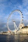 Vue de l'oeil de Londres Images stock