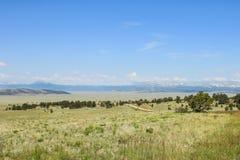 Vue de l'ouest Photo stock