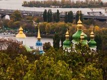Vue de la cathédrale Photo stock