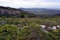 Vue de la colline de Catedral Image stock