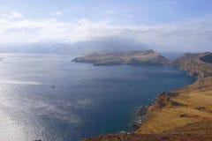 Vue de la falaise Photos libres de droits