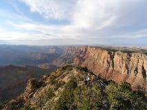 Vue de la gorge grande Natio photographie stock