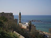 Vue de la mer Méditerranée Photos libres de droits