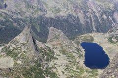 Vue de la montagne Photo libre de droits