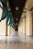Vue de la mosquée d'Al-Hakim Image libre de droits