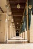 Vue de la mosquée d'Al-Hakim Images stock