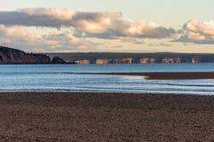 Vue de la plage photographie stock libre de droits