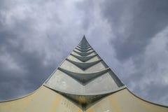 Vue de la pointe à Wroclaw photographie stock libre de droits