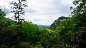 Vue de la roche d'Ella, Sri Lanka image stock