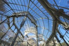 Palacio de Cristal Photo stock