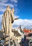 Vue de la tour mathématique à l'université de Wroclaw Photos libres de droits