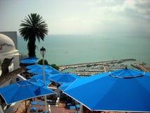 Vue de la Tunisie Images libres de droits
