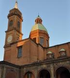 Vue de la ville de Bologna Photos stock