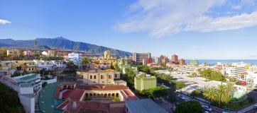 Puerto de la Cruz Photo stock