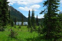 Vue de lac dewey photos libres de droits
