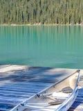 Vue de Lake Louise photographie stock