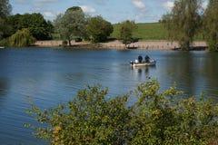 Vue de Lakeside Images stock