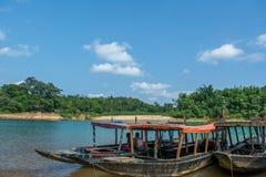 Vue de Lalakhal Images libres de droits