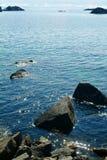 Vue de Lofoten Photo libre de droits
