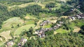 Vue de Lung Cu, Ha Giang image stock