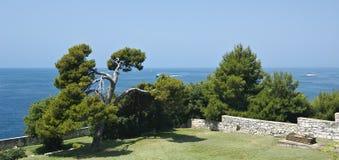 Vue de mer Image stock