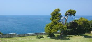 Vue de mer Images stock