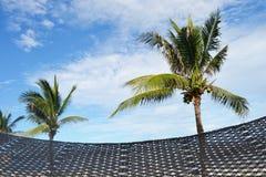 Vue de mer Photographie stock