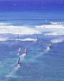 Vue de mer Image libre de droits