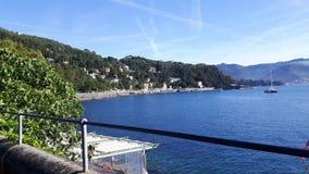 Vue de mer Photo stock