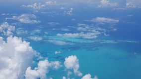 Vue de mer d'espace libre de Cristal Photo libre de droits