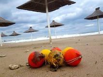Vue de mer et humeur de liberté Images libres de droits