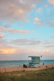 Vue de Miami image libre de droits