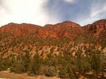 Vue de montagne de l'Utah Photos stock