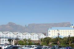 Vue de montagne de Tableau Image stock