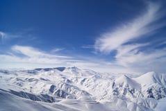 Vue de montagne Ejder Photos libres de droits