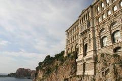 Vue de Monte Carlo Photographie stock
