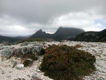 Vue de Mt de berceau photographie stock