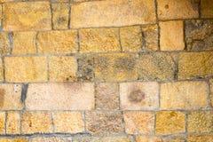Vue de mur de temple hindou, Kumbakonam, TN, Inde 15 décembre 2016 Photos stock