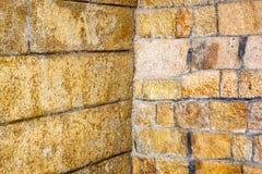 Vue de mur de temple hindou, Kumbakonam, TN, Inde 15 décembre 2016 Photographie stock libre de droits