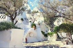 Vue de musée de Dali dans Cadaques Photos libres de droits