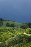 Vue de nature dans Stara Planina, Bulgarie. Image libre de droits