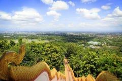 Vue de nature en Chiang Mai Thailand Photographie stock